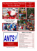 ANTS-e-Bulletin Dec 2013 cover