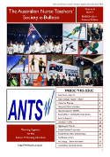 ANTS-e-Bulletin Mar 2014 cover