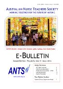 ANTS e-Bulletin Mar 2016