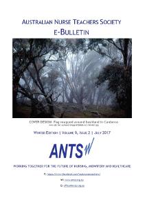 ANTS e-Bulletin Jul 2017