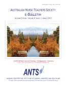 ANTS e-Bulletin Mar 2017