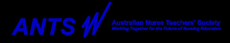Logo of Australian Nurse Teachers Society