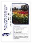 ANTS Bulletin Oct 2015